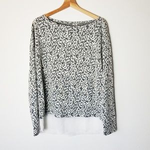 Women's KUT From The Kloth Cotton Animal Print XL